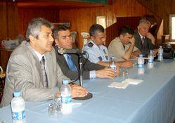 Pazarspor'a destek için toplandılar