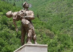 İspanyol askerler Trabzon'da anıldı
