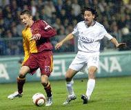 Rizespor Galatasaray'a karşı