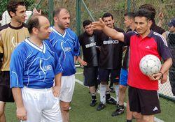Köylerarası futbol şenliği finalleri