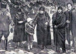 Atatürk'ün sansürlenen fotoğrafları