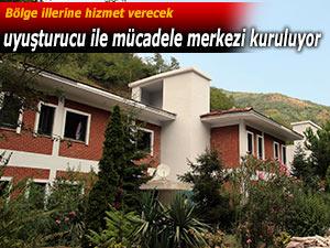 Trabzon'a uyuşturucu ile mücadele merkezi kuruluyor