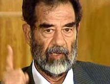Saddam, idam edilecek!
