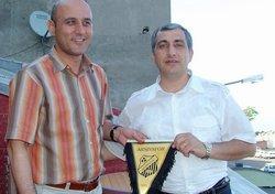 Ermeni asıllı Rus Yönetici aldılar!