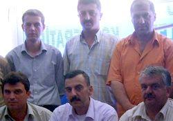 AKP'den Minibüsçülere destek