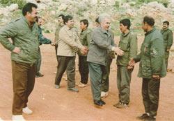 PKK'ya çiçek verirdi bir zamanlar!