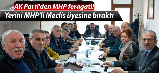 AK Parti'den MHP feragati!