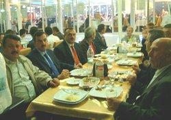 AKP Teşkilatı Rize'de buluştu