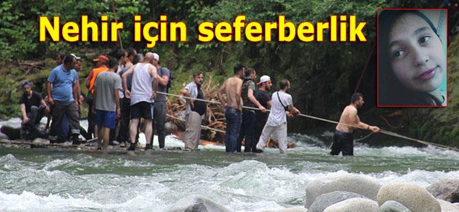 Herkes Nehir için seferber oldu