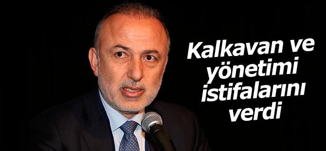 Rizespor'da Erdoğan istedi, Kalkavan bıraktı!
