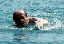 Başkan bakırcı'nın deniz sefası