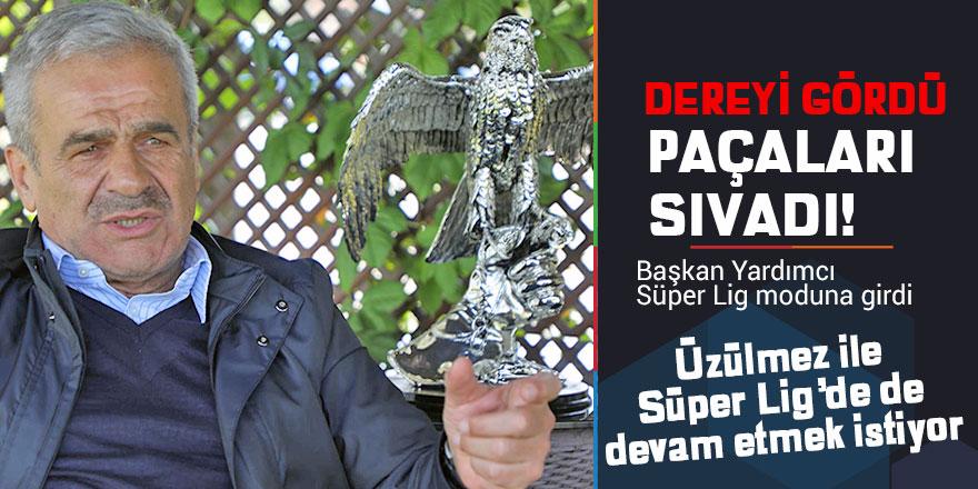 Yardımcı'nın Süper Lig hesapları