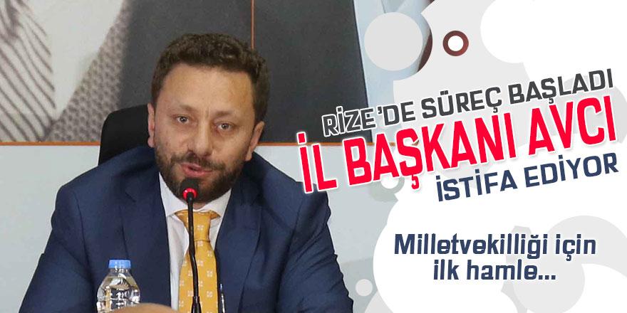Muhammed Avcı milletvekilliği için istifa ediyor