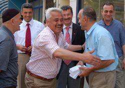 CHP, Pazar'da moral buldu