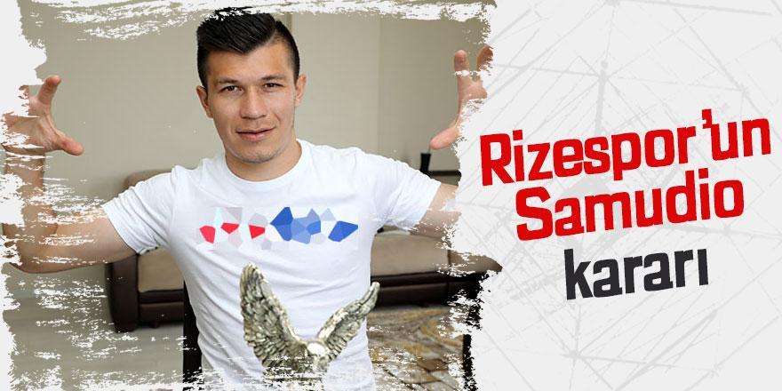 Rizespor, oyuncusu Braian Samudio ile 3 yıllık anlaşmaya vardı