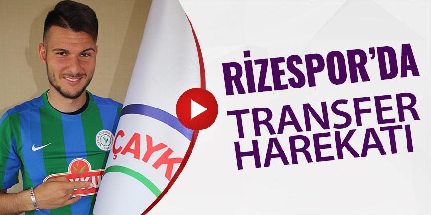 Çaykur Rizespor'da transfer harekatı