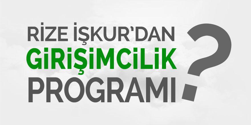 İŞKUR'dan girişimcilik atağı