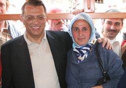 Yılmaz baba ocağı Çayeli'ndeydi