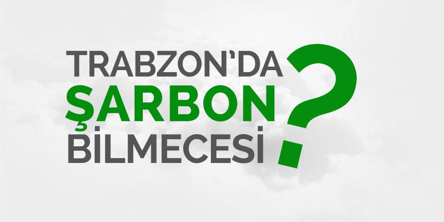 Trabzon'da şarbon bilmecesi