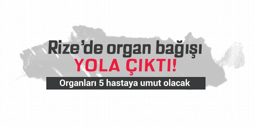 Organları 5 hastaya umut olacak
