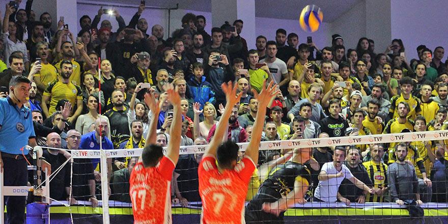 Arhavi Belediyespor 3-1 kazandı