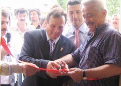 CHP teşkilat açılışı yaptı