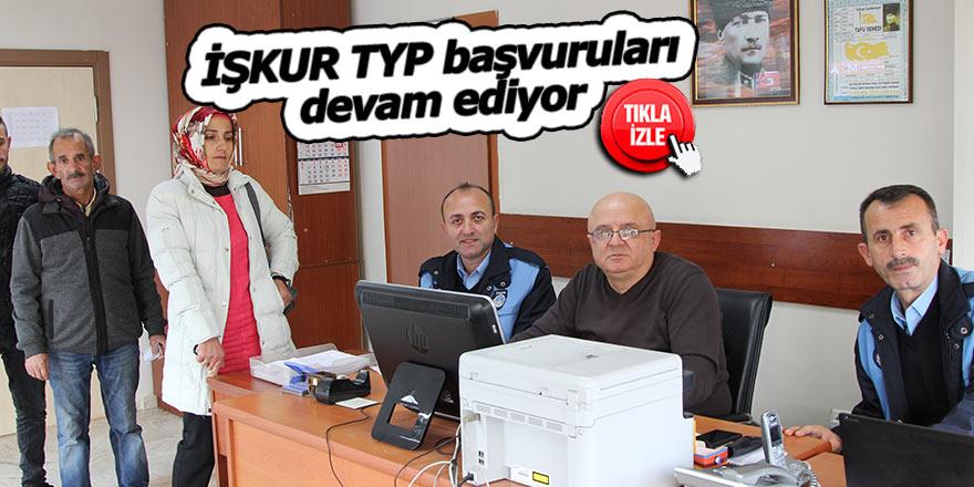 İŞKUR TYP başvuruları devam ediyor