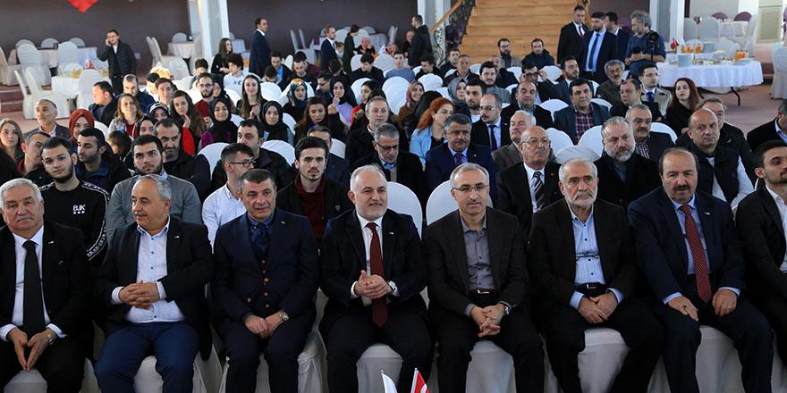 Türk Kızılay Genel Başkanı Rize'de