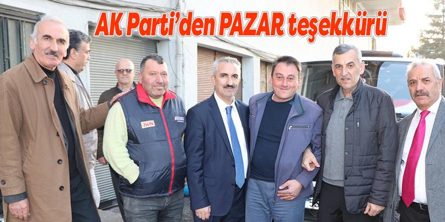 Ahmet Basa ve Adem Yıldız'dan teşekkür mesajı