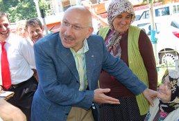 Bayramoğlu Pazar'da moral buldu