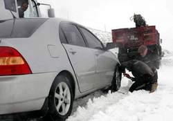 Otomobiliniz kışa hazır mı?