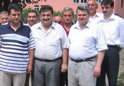 Karal'dan Rize Erzurum yolu vaadi