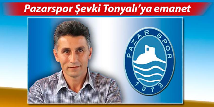 Pazarspor teknik direktörlüğüne Tonyalı getirildi