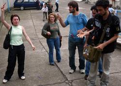 Rize'de öğretmen adayları eylemi