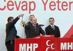 AKP ile MHP'nin ip kavgası
