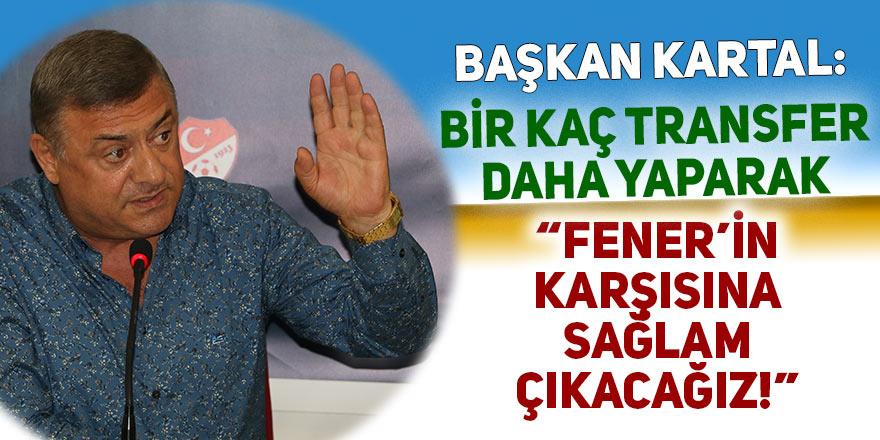Rizespor Fenerbahçe karşısına güçlü çıkacak!