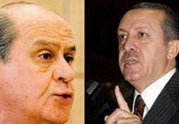 Erdoğan ve Bahçeli sadece aktör!