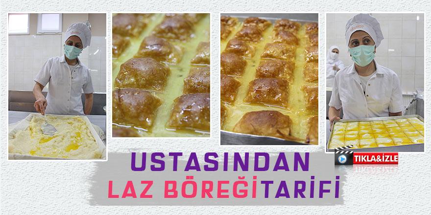 Ustasından Laz böreği tarifi