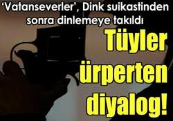 Vatansever'de Hrant Dink izi