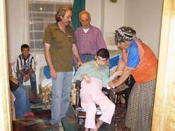 Artvin'de engellilere hizmet