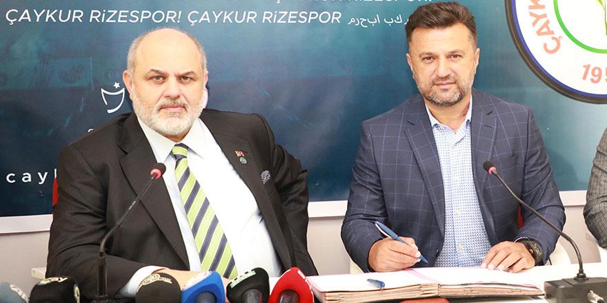 Rizespor'da Bülent Uygun ile yollar ayrıldı