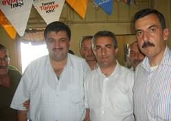Hasan Karal Pazar'da çalıştı