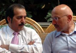 Ünlü Arap işadamı Elreşit Rize'de