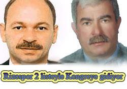 Rizespor, yarın başkanını seçiyor