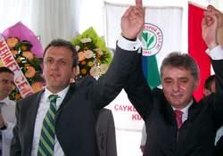 Rizespor'a sürpriz Başkan