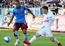 Trabzonspor Vllaznia'ya fark attı