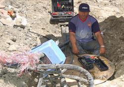 Fiber optik kablolar koptu