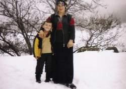 7 yaşındaki çocuğuyla kayboldu