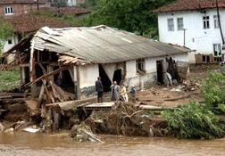 Rize'ye etkili yağış uyarısı