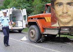 Artvin'de feci kaza: 1 ölü